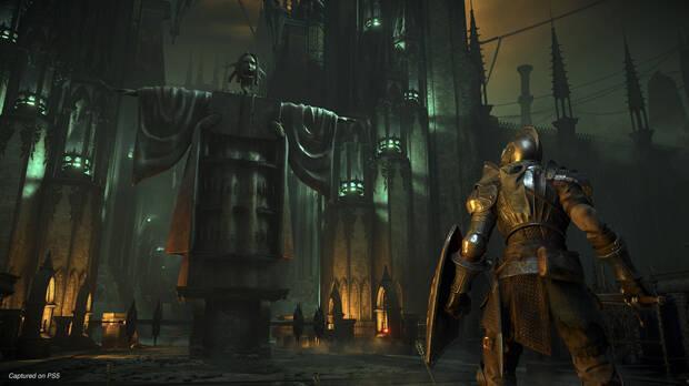 Demon's Souls Remake PS5 ya a la venta en Espa