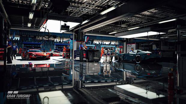 Gran Turismo 7 retraso coronavirus
