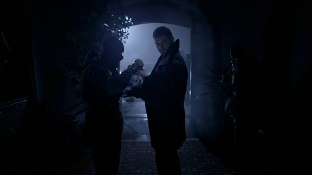 Captura de Resident Evil 8: Village.