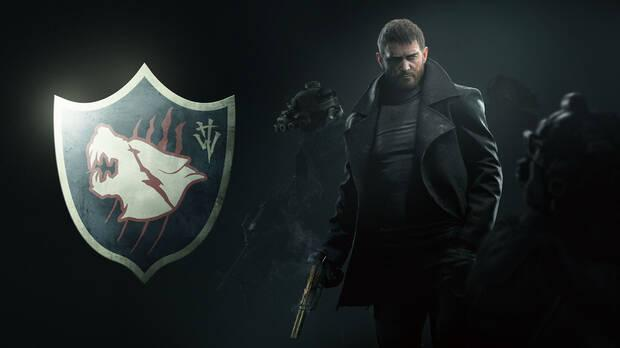 Resident Evil 8 Village Chris Redfield Villano