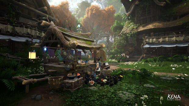 Kena: Bridge of Spirits PS5, PS4 y PC