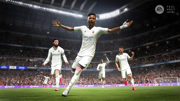 FIFA's main source of revenue in 2020 was video games