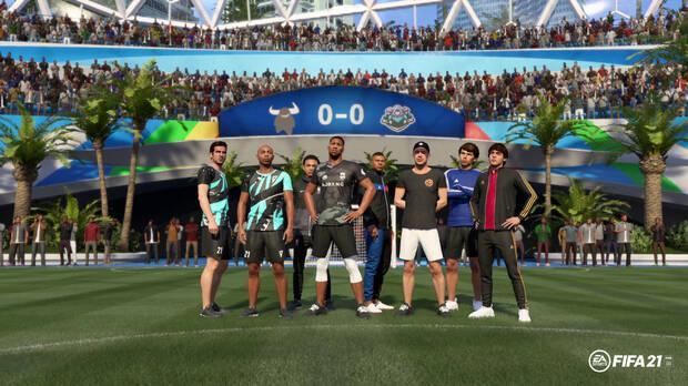 FIFA 21 EAGATE