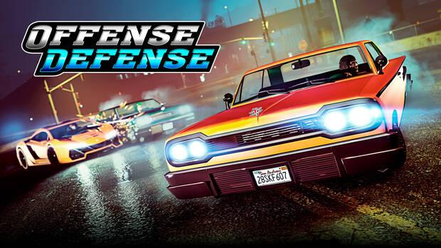 Atacar y defender en GTA Online