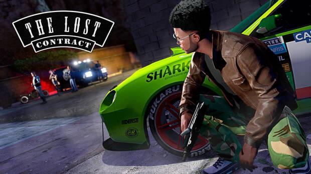 Nuevo robo en GTA Online