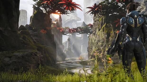 Paragon muestra su apartado gráfico en PlayStation 4 Pro Imagen 2