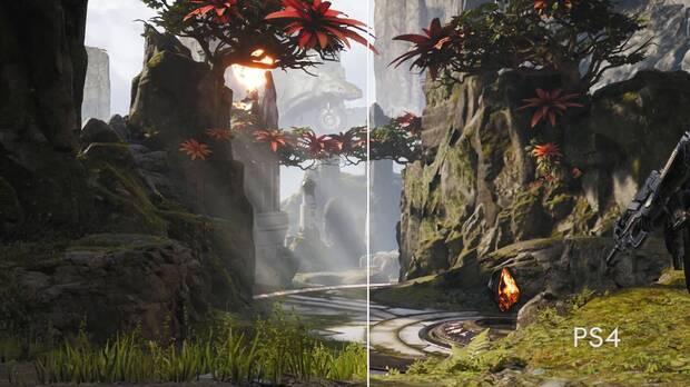 Paragon muestra su apartado gráfico en PlayStation 4 Pro Imagen 3