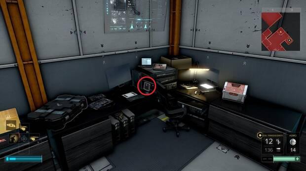 Software breach Misión 13 Deus Ex Mankind Divided