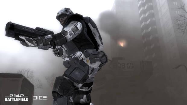 Un grupo de aficionados reabre los servidores de Battlefield 2142 Imagen 2