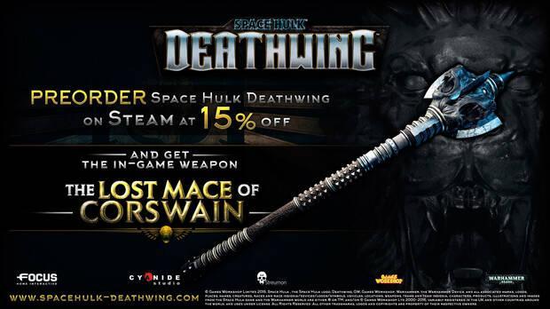 Space Hulk: Deathwing muestra el cooperativo en imágenes Imagen 2