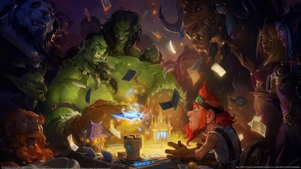 Heroes poderes y clases de hearthstone