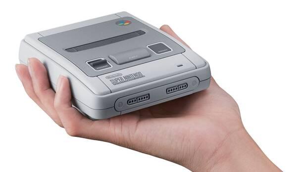 ¿Dónde comprar Super Nintendo Classic Mini (SNES Mini) en España? Imagen 2