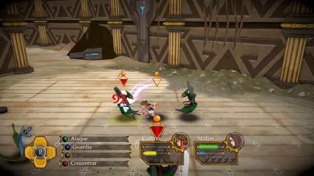 El juego español Noahmund presenta su demo Imagen 2