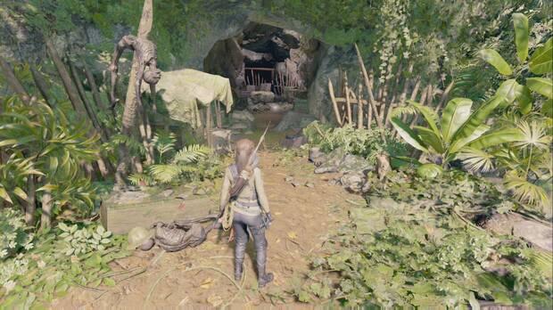Tumba de Desafío Portal del Inframundo (Selva peruana): hay tesoros ocultos en un desvío