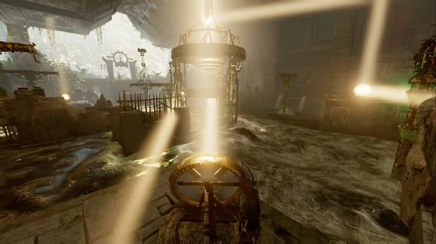 Tumba Templo del Sol: camino al Espejo 3