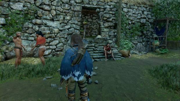 Shadow of the Tomb Raider - La ciudad oculta: investiga las casas