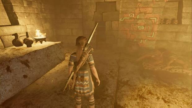 Shadow of the Tomb Raider - La ciudad oculta: camino secreto del Ojo de la Serpiente