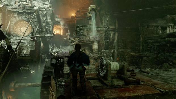 shadow of the tomb raider - el ojo de la serpiente: solución al puzzle de agua