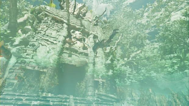 shadow of the tomb raider - el ojo de la serpiente: continúa con tu misión