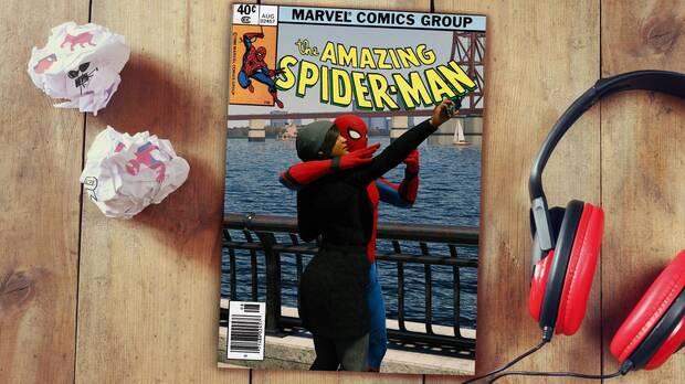 Así es el espectacular modo foto de Spider-Man Imagen 2
