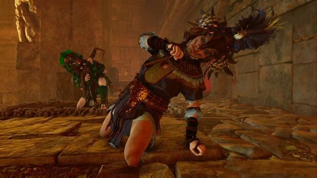 Shadow of the Tomb Raider - Salva a Colqui: derrota a los Guerreros Jaguar