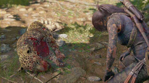Shadow of the Tomb Raider - Aterrizaje forzoso: El jaguar, por fin eliminado
