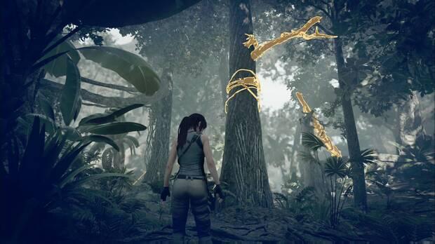 Shadow of the Tomb Raider - Aterrizaje forzoso: recoge flores para completar el Desafío
