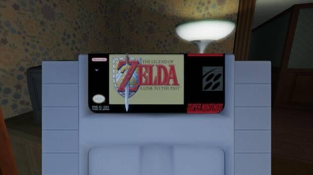 Gone Home en Switch tiene un guiño nostálgico: cartuchos de SNES Imagen 3