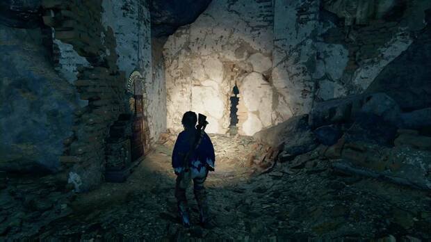 Shadow of the Tomb Raider - Cruza la grieta para seguir explorando la Cripta