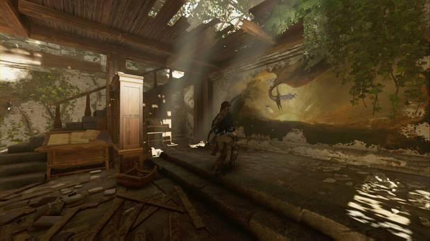 Shadow of the Tomb Raider - Via veritas: descubre el secreto de la bibliteoca