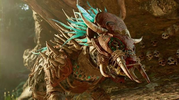 Shadow of the Tomb Raider - El arco del campeón: el Nahual