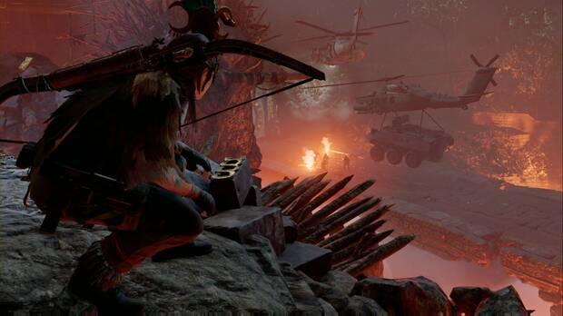 Shadow of the Tomb Raider - La ciudad de la serpiente: la Trinidad está en posición