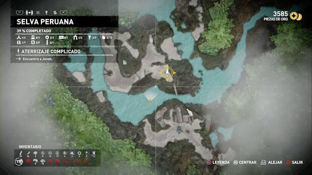 Mochila de explorador 1 (Selva peruana)