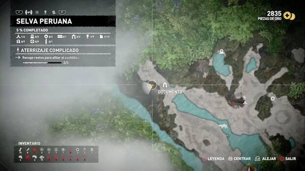 Documento Pugna por el poder (Selva peruana)