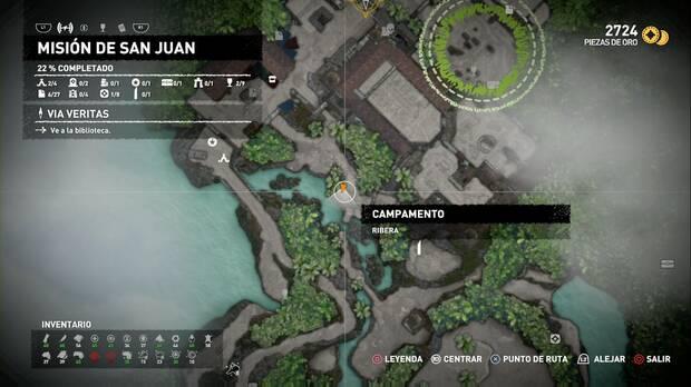 Campamento Ribera (Misión de San Juan)