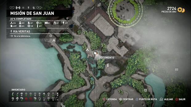 Documento Diario de T.Serrano 13 (Misión de San Juan)
