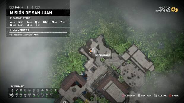 Documento Reparación de daños (Misión de San Juan)