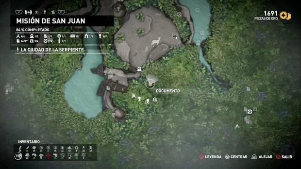 Documento Árbol del mundo (Misión de San Juan)