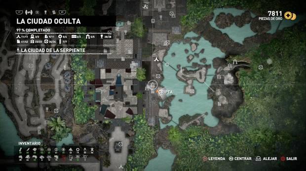 Cripta 5 (La ciudad oculta)
