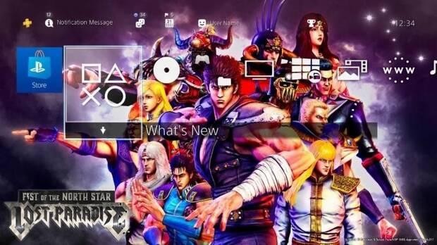 Ya está disponible la demo de Fist of the North Star: Lost Paradise Imagen 3
