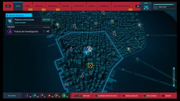 Marvel's Spider-Man: Paloma del Distrito financiero