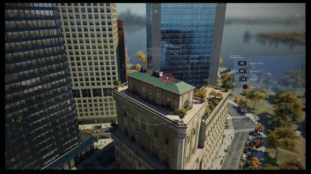 Marvel's Spider-Man: Localización del gato 1 de Black Cat en Distrito financiero