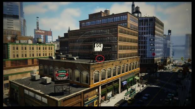 Marvel's Spider-Man: Localización del gato 2 de Black Cat en Distrito financiero