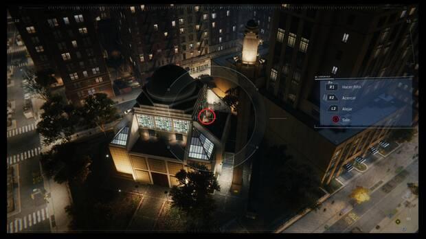 Marvel's Spider-Man: Localización del gato de Black Cat en el Upper East Side
