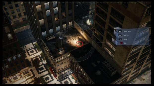 Marvel's Spider-Man: Localización del gato 1 de Black Cat en Midtown