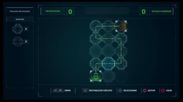 Marvel's Spider-Man: Solución al Proyecto de circuitos 1