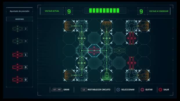 Marvel's Spider-Man: Solución al Proyecto de circuitos 10