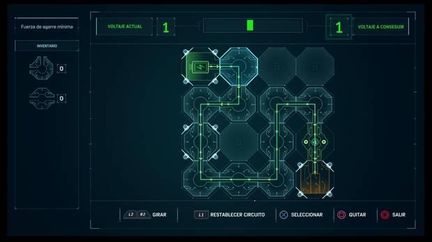 Marvel's Spider-Man: Solución al Proyecto de circuitos 2