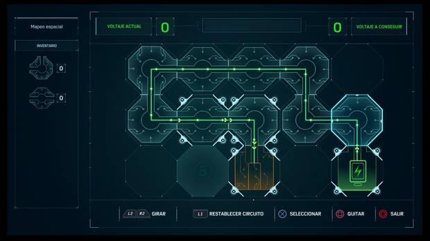 Marvel's Spider-Man: Solución al Proyecto de circuitos 3