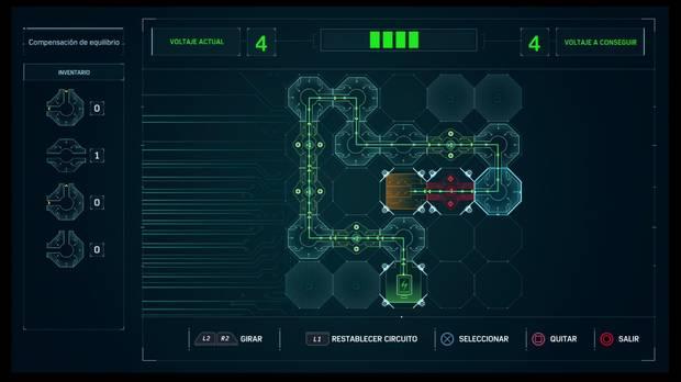 Marvel's Spider-Man: Solución al Proyecto de circuitos 4